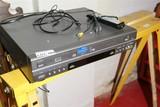 VCR/DVD player combo w/remote