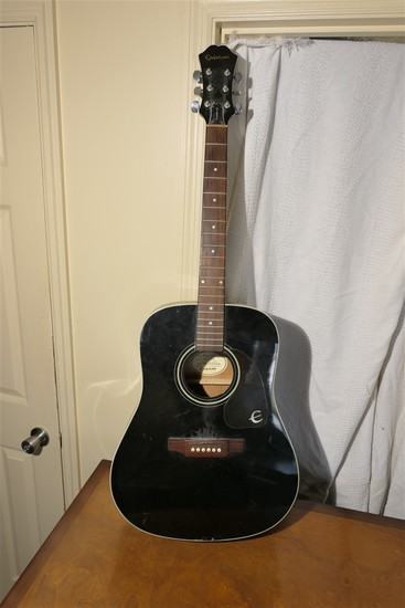 Gibson Epiphone Acoustic Guitar