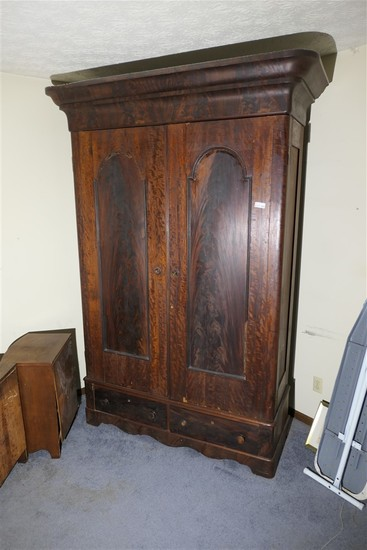 Very Large Antique Armoire