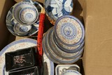 Lot of nicer Chinese porcelain china ware