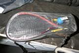Head Racquetball Racquet in bag