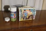 Vintage Original Star Trek Lunchbox + Thermos