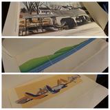 3 Signed Vintage Art Prints