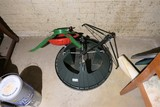 Group lot of Christmas Tree Stands