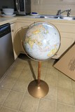 Nice vintage globe on stand