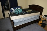 Queen Sized Bed and Mattresses