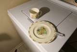 Antique Royal Doulton Bunnykins Plate and Saucer