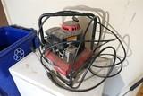 Gas Powered Pressure Washer  - 3.75 hp