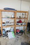 Contents of Shelves lot