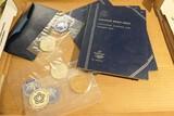 Group Lot assorted coins, mint sets etc