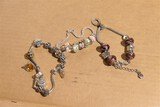 3 Pandora style bead bracelets