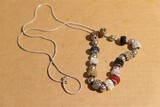 Necklace with Sparkly Beads