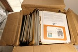 Huge Box Lot USPS First Day Covers etc