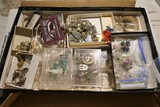 Lot of assorted smalls, costume jewelry etc