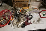 Large Lot assorted costume jewelry