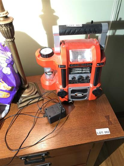 Black & Decker Storm Station Emergency System