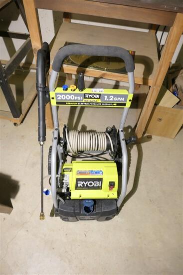Nice Ryobi Electric Pressure Washer