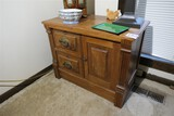 Antique Cabinet or nightstand