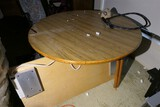 Vintage Patio or dining room table