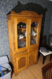 Antique Wooden Cupboard or Cabinet