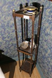 Antique Pedestal or Plant Stand