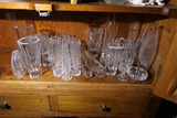 Huge lot of Orrefors Sweden Glass