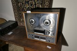 Vintage TEAC Reel to Reel Tape Recorder