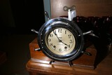 Wind up Seth Thomas Captain's Clock w/Chime