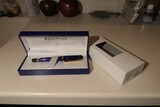 Blue Waterman Pen in Box - Phileas