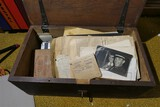 Huge box of assorted paper, photos, ephemera