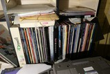 Group lot of LaserDisc Videos