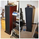 Pair of Paradigm Speakers Studio /100