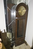 Antique German Tall Case Clock