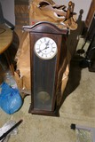 Antique German Wall Clock w/Pendulum
