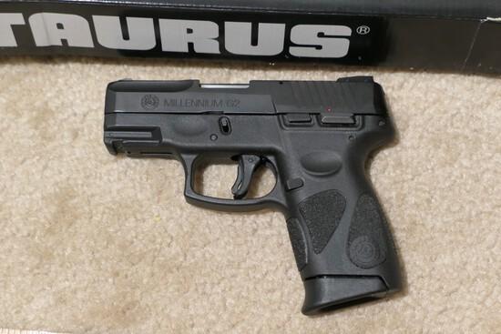 Taurus Millennium G2 9mm Pistol Box