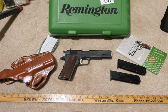 Remington 1911 R1 45 Cal Semi Auto Pistol