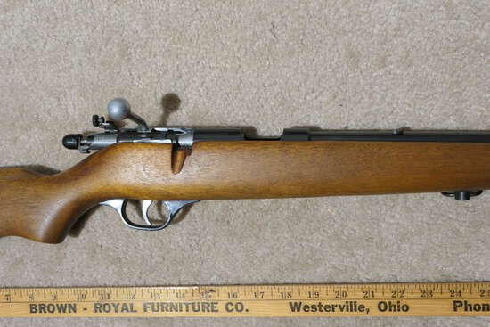 Vintage Rifle Marlin Model 81-DL 22 Cal