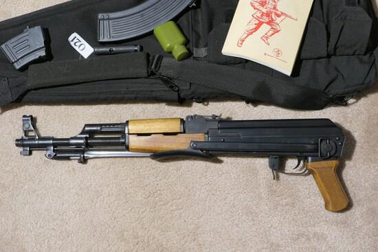 Poly Tech AK-47 Double Under Folder Pre Ban Rifle