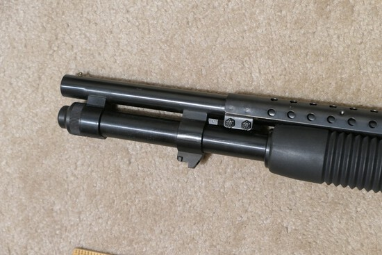 Mossberg Model 590 Combat Tactical Shotgun