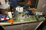 Misc. Items on Top of Dresser Lot