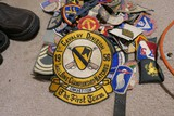 Group lot of military patches - Inc. 50s Match