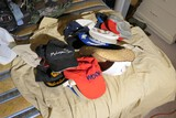 Group lot of assorted vintage hats