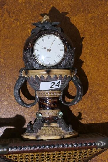 Antique style decorative clock