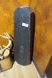 Antique Wooden Coffin Violin Case