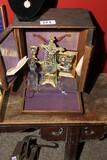 Vintage portable altar in box