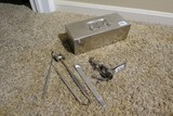 Group lot of medical devices PLUS Sterilization box
