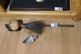 Vintage Native American Made Rattle by Cherokee Lex Owl