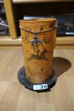 Native American Themed Candle Holder