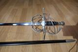 Large Antique Style Sword
