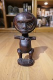 Unusual Carved Tribal Figure